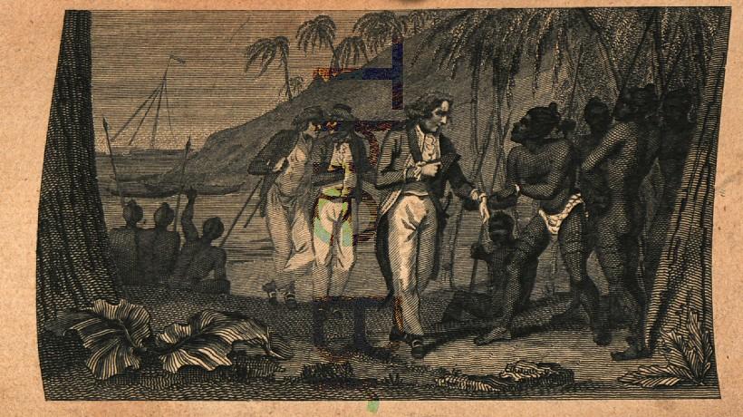 Wilson in Palau